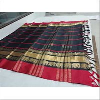 Super Nova Soft Cotton Silk Saree