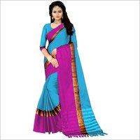 Angi Cotton silk saree