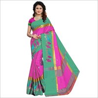 Tota Maina silk saree
