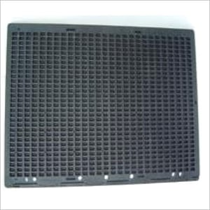 BRAILLE SLATE - Plastic (with one stylus) - A4 SIZE-With grouse