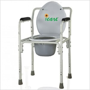 Comode Chair  Adjustable Height