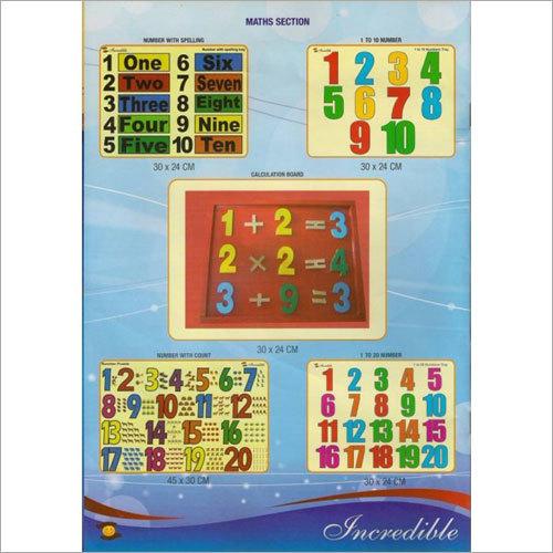 Educational Toys & Puzzle