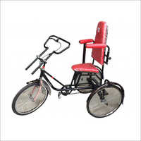 Paddle Drive Tricycle