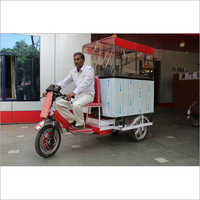 Self Employment Battery Operated Rickshaw