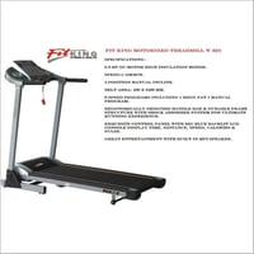 Fit King Treadmill