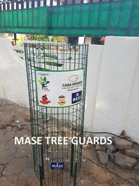Iron tree guards