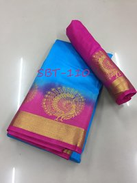 New Tussar Silk
