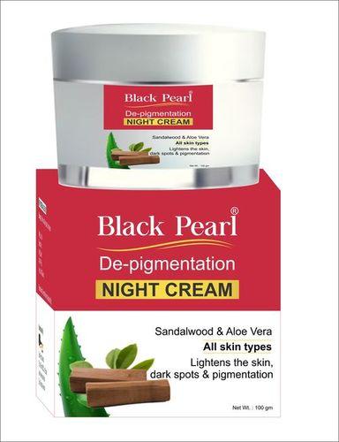 De-pigmentation Night Cream