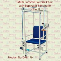 Multiple Purpose Exercise Chair with Supinater and Pronater