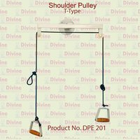 Over Head Shoulder Pulley T- Type