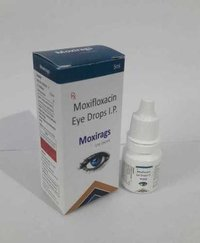 Moxifloxacin Eye Drop I.P