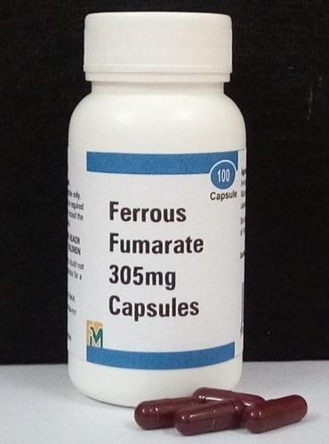 Ferrous Fumarate 305 mg Capsules