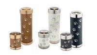 Pet Paw Print Tea Light Urns