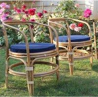 Cane Arm Chair