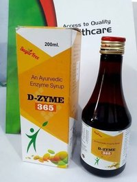 Ayurvedic Enzyme syp 200ml