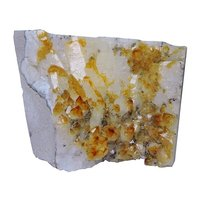 Satyamani Natural Citrine Cluster For Reiki & Wealth Prosperity