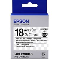Epson LW Tape- LK-5TBN- 18mm