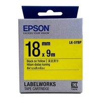Epson LW Tape- LK-5YBP- 18mm