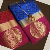 Kanjivaram Silk Cotton saree