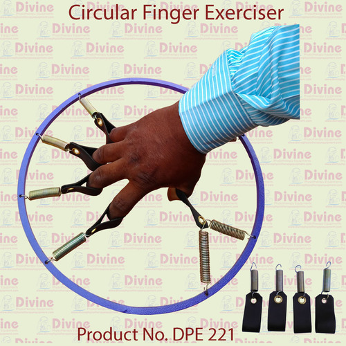 Circular Finger Exerciser