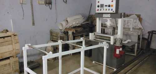 Fully Automatic Digital Hydraulic Paper Thali Machine