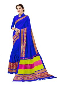 Sonaksi Bhagalpuri Printed Saree