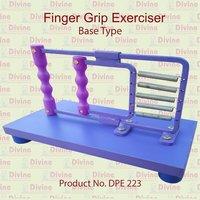 Finger Grip Exerciser with Base