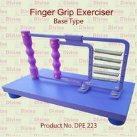 Finger Grip Exerciser with Base