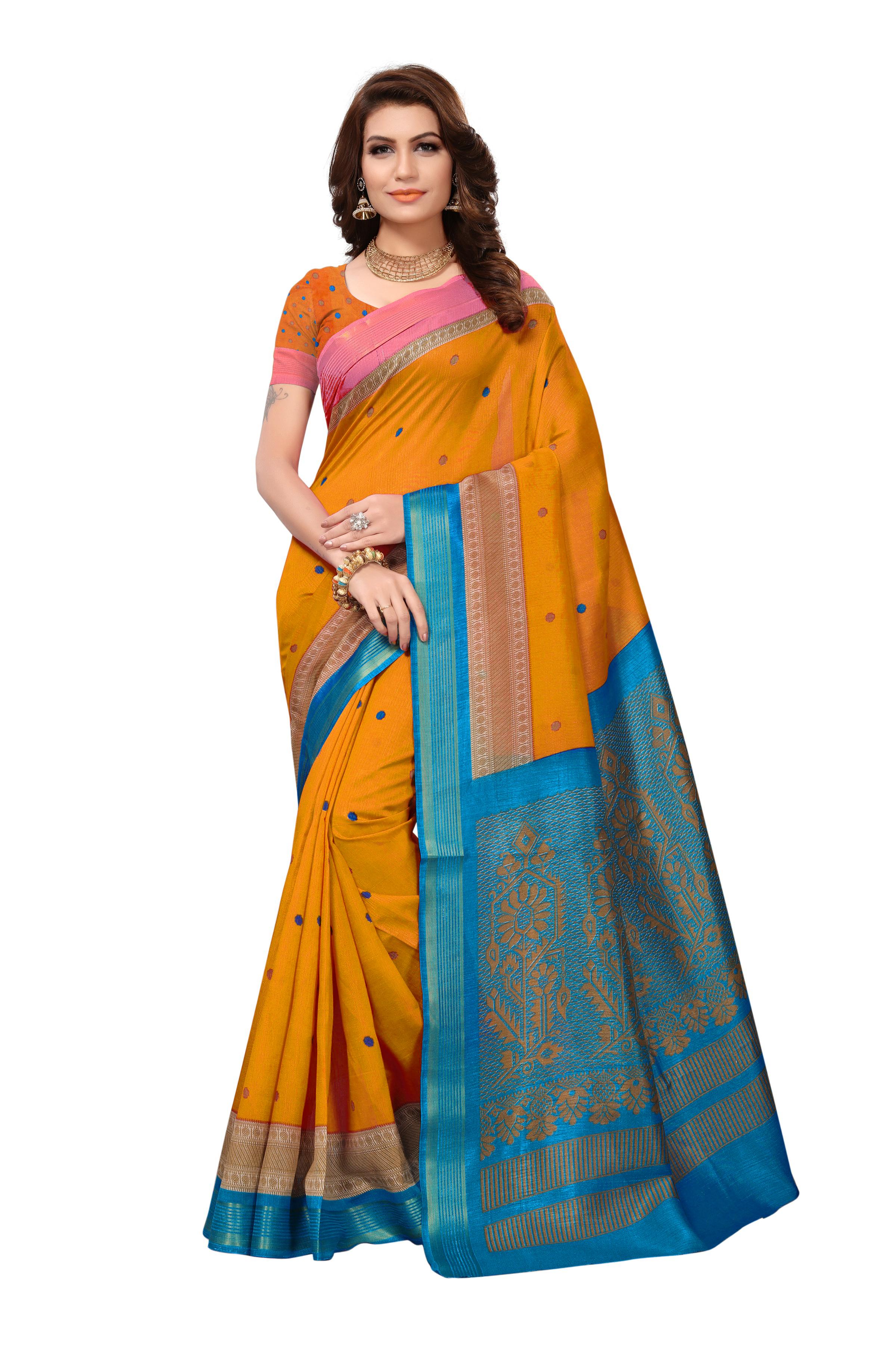 Vasundra silk saree