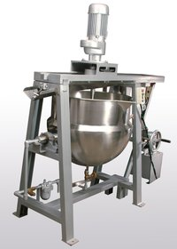 Industrial Steam Jacketed Kettle