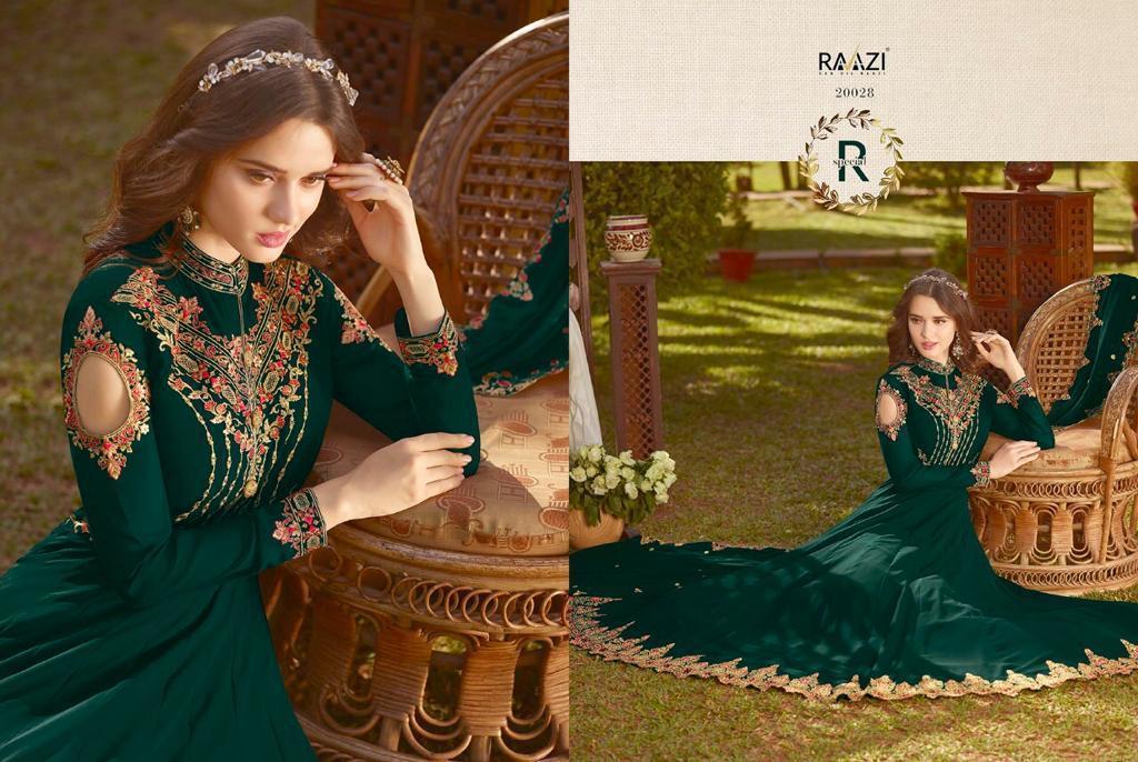 Georgette Designer Anarkali Suits