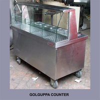 Golgappa Catering Counter