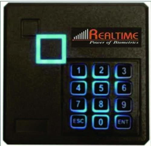 Realtime Stand-Alone Single Door Access Control