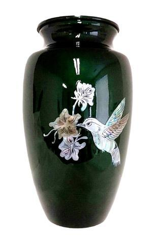 Aluminium Cremation Urn For Ashes