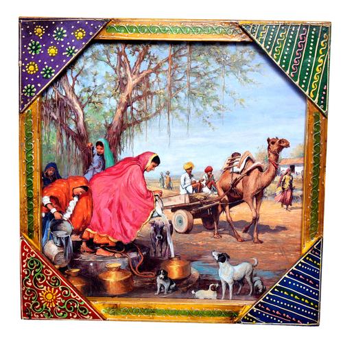 Wall Painting In Jaipur Wall Painting Dealers Traders In Jaipur