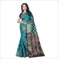 New Bhaubali Silk Saree