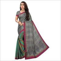 Pencil Silk Saree