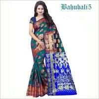 Bhaubali Design Cotton saree