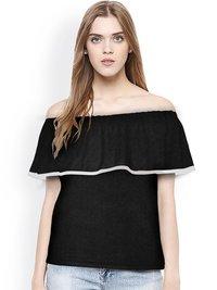 Plain Black T shirts