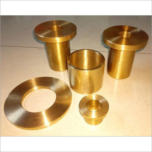 Sintered Self Lubricating Bush Bearing
