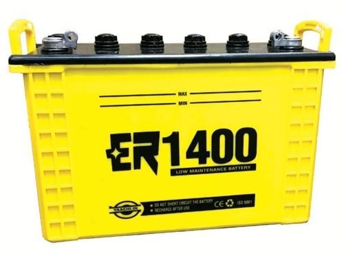 E-Rickshaw Battery with Deep Cycle Tubular Plates