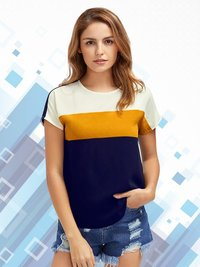 Ladies Knitted T Shirt
