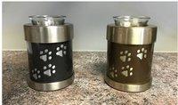 Tealight Brass Pet Cremation Urn