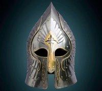 Antique Helmet General Gondror helmet Lort Steel Helmet