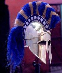 SCA Medieval Wearable Greek Corinthian Helmet