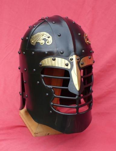 Greek Armour Roman Helmet