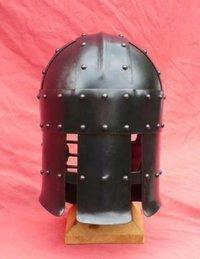 Antique Armour Helmet Greek Roman Helmet