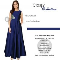 Long Gown for Ladies