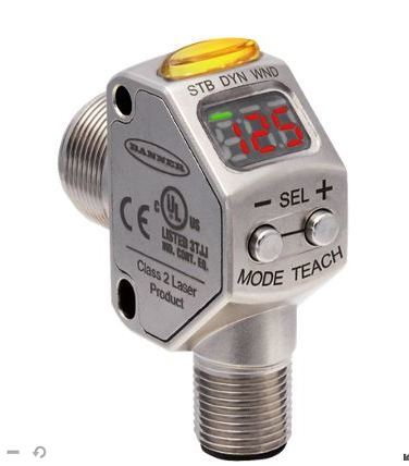 Q3X Series Laser Contrast Sensor