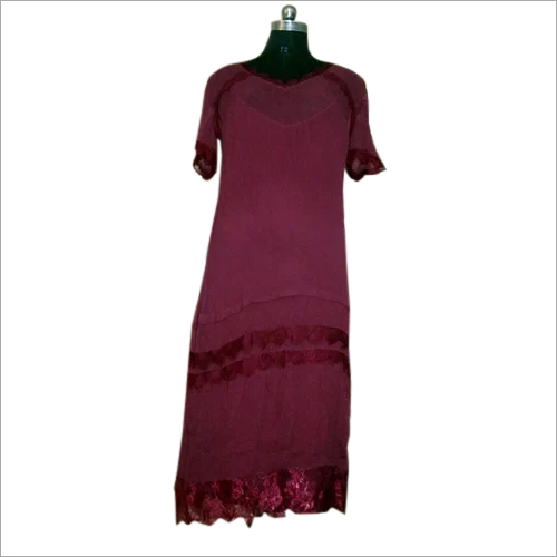 Inner Chiffon Dress